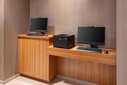 Business Center | SpringHill Suites by Marriott Tifton