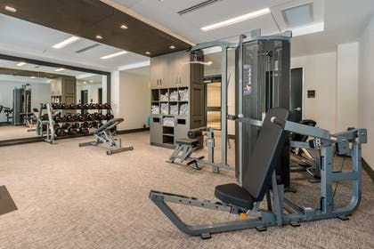 Gym | Cambria Hotel Houston Downtown Convention Center