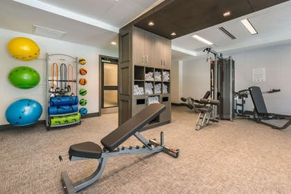 Fitness Facility | Cambria Hotel Houston Downtown Convention Center