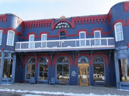 Exterior   The Meeker Hotel