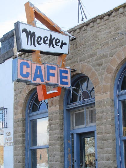 Miscellaneous   The Meeker Hotel