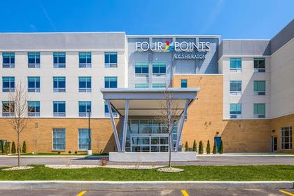 Exterior   Four Points by Sheraton Elkhart