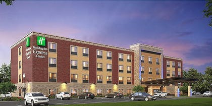 Exterior | Holiday Inn Express & Suites Wentzville St Louis West