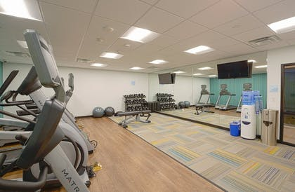 Fitness Facility | Holiday Inn Express & Suites Wentzville St Louis West