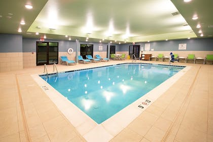 Pool | Holiday Inn Express & Suites Wentzville St Louis West