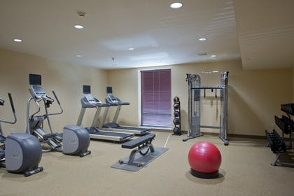 Fitness Facility | The Volunteer Hotel