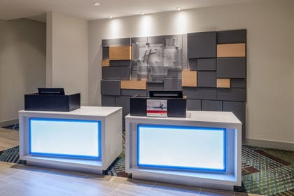 Check-in/Check-out Kiosk | Holiday Inn Express & Suites Ottawa