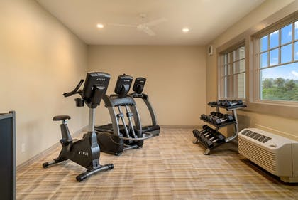 Fitness Facility   The Agrarian Hotel, BW Signature Collection