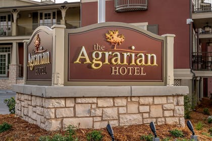 Exterior   The Agrarian Hotel, BW Signature Collection