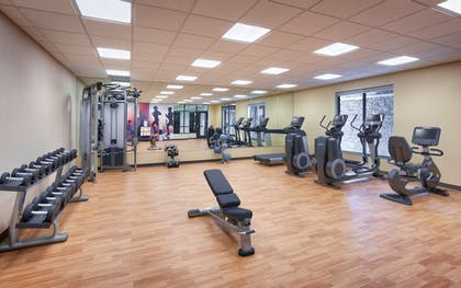 Fitness Facility | Hyatt Place Anchorage Midtown