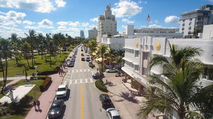Exterior | Cardozo Hotel South Beach