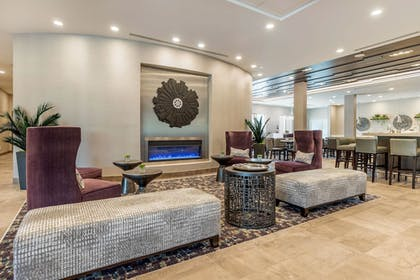 Lobby Sitting Area | Cambria Hotel Fort Mill