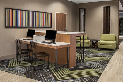 Business Center | Holiday Inn Express & Suites Odessa I-20