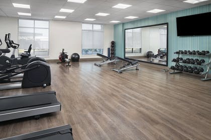 Fitness Facility | Holiday Inn Express & Suites Odessa I-20