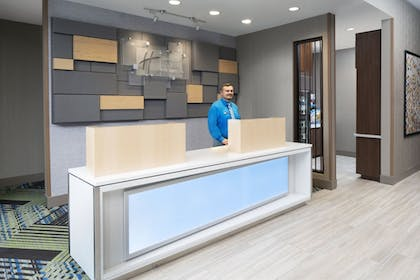 Interior | Holiday Inn Express & Suites Odessa I-20