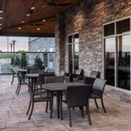 Terrace/Patio | Holiday Inn Express & Suites Odessa I-20