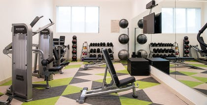 Fitness Facility | Element Scottsdale at SkySong
