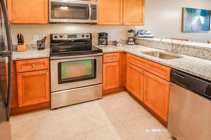 In-Room Kitchen | Multi Resorts at Fantasy World, a VRI resort