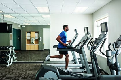 Fitness Facility | Fairfield Inn & Suites by Marriott San Jose North/Silicon Valley