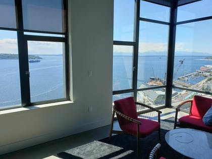 View from Hotel | Domicile Suites at Harbor Steps
