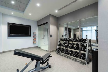 Fitness Facility | Holiday Inn Express Boston South - Quincy