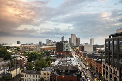 View from Property | Graduate Columbus