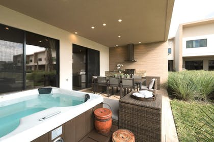 Terrace/Patio | Magic Village Views Trademark Collection by Wyndham