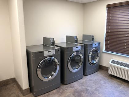 Laundry Room | Independence Stay