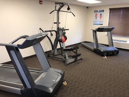 Fitness Facility | Independence Stay