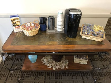 Coffee Service | Independence Stay