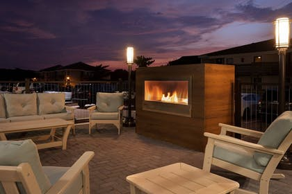 Balcony | TownePlace Suites by Marriott Outer Banks Kill Devil Hills
