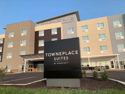 Front of Property   TownePlace Suites by Marriott Owensboro