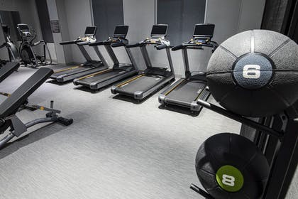 Fitness Facility | Fairfield Inn & Suites by Marriott Boston Logan Airport/Chelsea