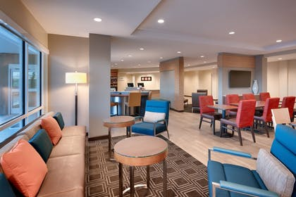 Lobby Sitting Area | TownePlace Suites by Marriott Salt Lake City Draper