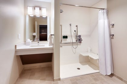 Bathroom | TownePlace Suites by Marriott Salt Lake City Draper