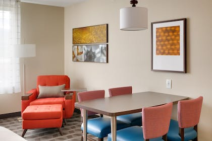 Living Area | TownePlace Suites by Marriott Salt Lake City Draper