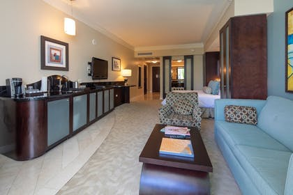 In-Room Kitchenette   Fontainebleau Miami Beach Private Suites