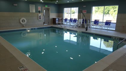 Pool | Holiday Inn Express & Suites Auburn Downtown