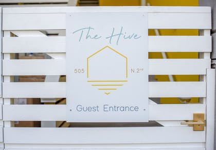 Front of Property | The Hive