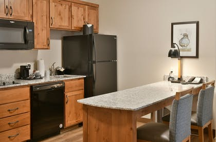 Private Kitchen | GrandStay Hotel & Suites