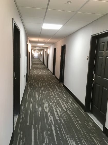 Hallway | Stay Plus Extended Stay Suites