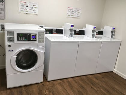 Laundry Room | Stay Plus Extended Stay Suites