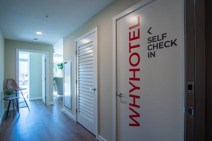 Interior Entrance   WhyHotel Seattle-Belltown Luxe Suites Wall Street