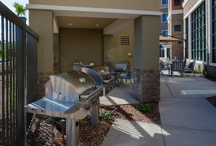 Balcony | Staybridge Suites Phoenix - Biltmore Area