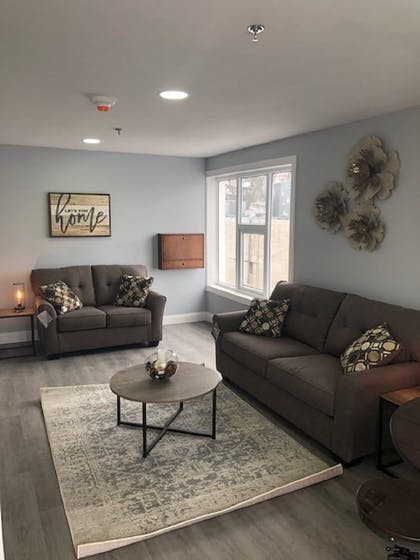Living Room | The 797 Building