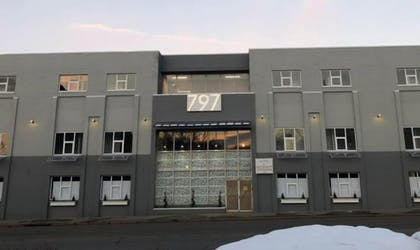 Front of Property | The 797 Building