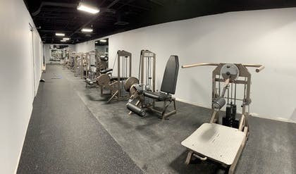 Fitness Facility | The 797 Building