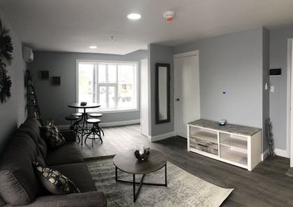 Living Area | The 797 Building