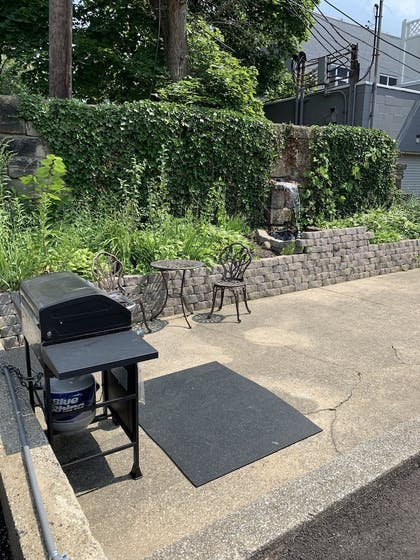 BBQ/Picnic Area | The 797 Building