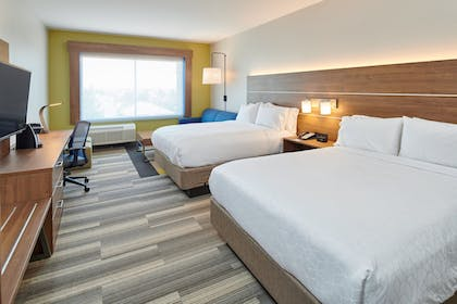 Room | Holiday Inn Express & Suites Taylor
